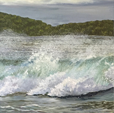 Seascapes Gallery - Original oil painting by Eric Soller
